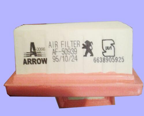 فیلتر هوا